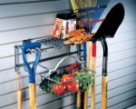 Garden Rack and Basket
